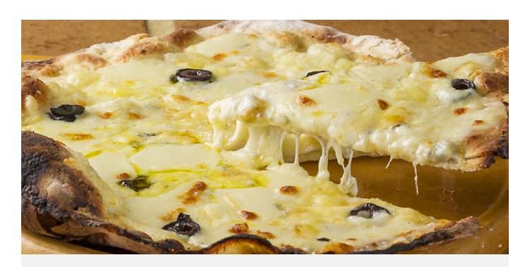 雪見SAKEピザ