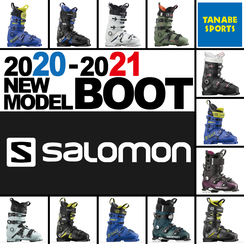 2020-2021 NEW MODEL ブーツ「SALOMON」