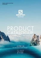 2021-2022 SALOMON メーカーカタログ