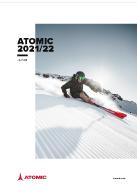 2021-2022 ATOMIC メーカーカタログ