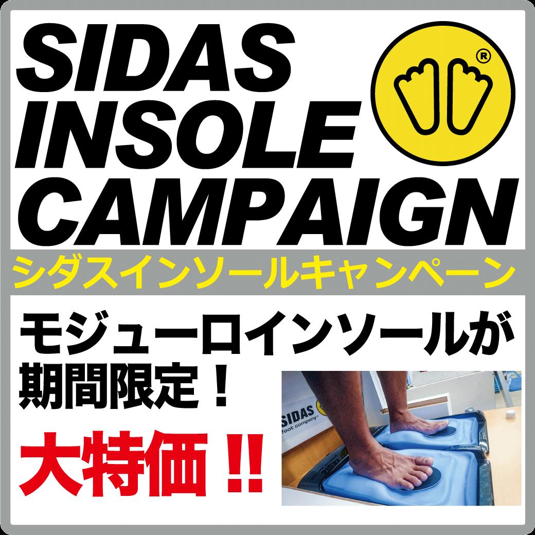 シダスキャンペーン